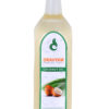 dravyam wood cold pressed coconut oil 1ltr front