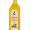 dravyam wood cold pressed groundnut oil 1ltr front
